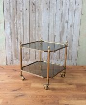 French brass trolley - SOLD